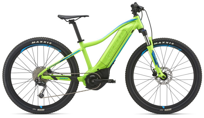 FathomE+Junior cycles friwheel