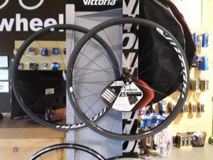 Vittoria Elusion carbone 30 mm cycles friwheel