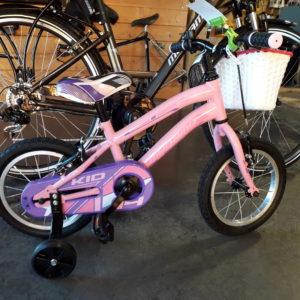 megamo kid girl 14 cyles friwheel