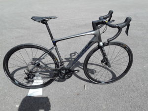 Defy Adv Pro 2 2019 cycles friwheel