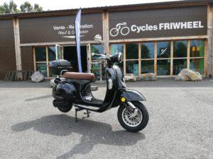 scooter e-retro easy watts cycles friwheel