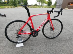 Look 795 Blade RS Disc cycles friwheel